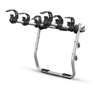 Venezia 3-Bike Rear Mounted Carrier Rack for Land Rover DISCOVERY 2009-2016