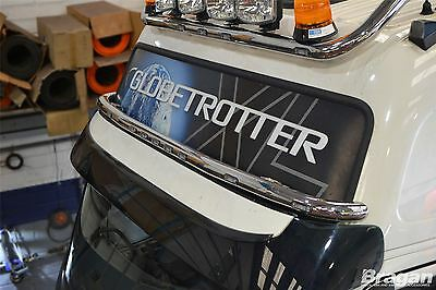 Volvo FH Series 2 & 3 Globetrotter / Globetrotter XL Visor Bar + 9 LED