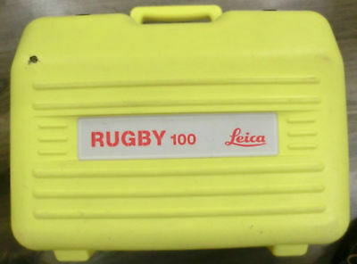 Nivel Laser Leica Rugby 100