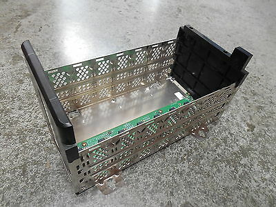 USED Honeywell TC-FXX072 Experion 7 Slot Card Rack Chassis 97126473 B01 Rev. G01