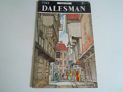 The Dalesman ~ Yorkshire Magazine ~ April 1970 + Illustrated + Advertising