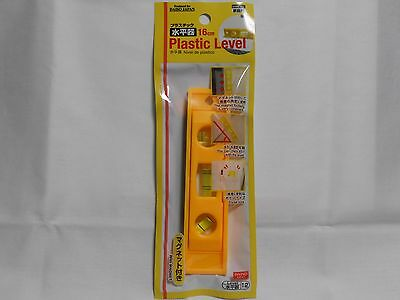 Plastic Level 16cm Pocket size Very convenient with magnet from JAPAN F/S #2
