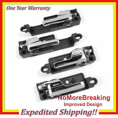 Set 4pcs Inner Inside Door Handle Ford Fusion Mercury Lincoln Zephyr MKZ DS369