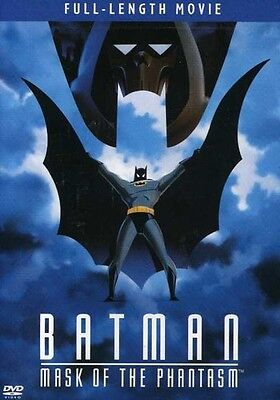 Batman: Mask of the Phantasm (2005, DVD NUOVO) CLR/WS (REGIONE 1)
