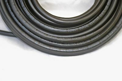 150FT Cat6'e Outdoor Direct Burial Cable cord waterproof Ethernet network Inwall