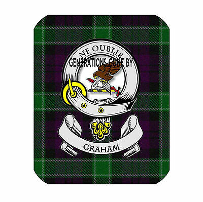 Graham Clan Coaster