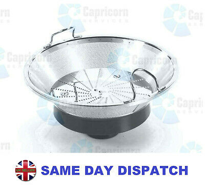 Robot Coupe 49057 Grating Basket Complete Assembly For J100 Ultra Juicer Machine