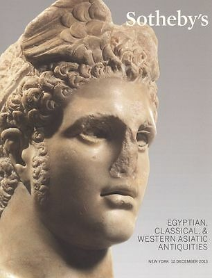 Sotheby's New York Catalogue Antiquities December 2013  HB
