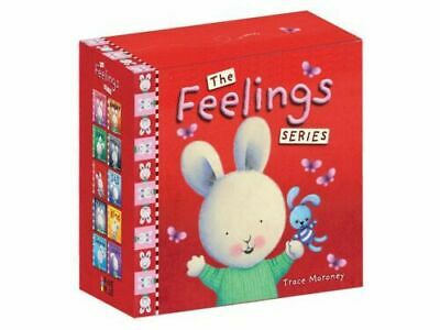 Trace Moroney The Feelings Series 10 Book Boxset When I'm Feeling New Collection