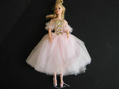 Barbie Doll THE NUTCRACKER Ballet SUGAR PLUM FAIRY, Original Outfit.. No Box New