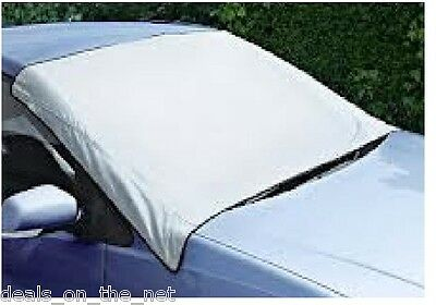 Car Windscreen Cover Anti Snow Frost Ice Shield Dust Protector Heat Sun Shade