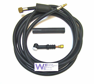 WP 9 Power Cable 12.5ft or 25ft Handle And Selectable Torch Neck