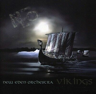 Vikings - New Eden Orchestra (2012, CD NUOVO)