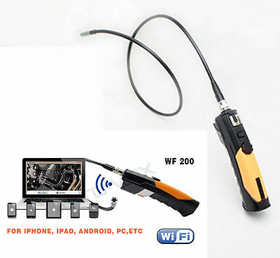 New! Android Endoscope Waterproof Borescope 1M Micro USB Inspection Video Camera