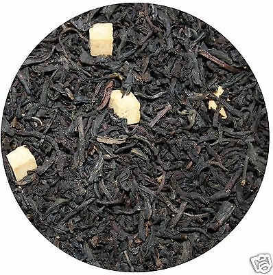 Creme Brulee Tea - 25g Loose Leaf BLACK Tea - ozSpice