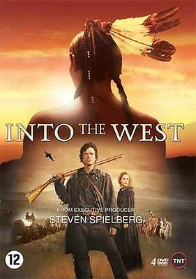 INTO THE WEST : Complete miniseries (Graham Greene) -  DVD - PAL Region 2 - New