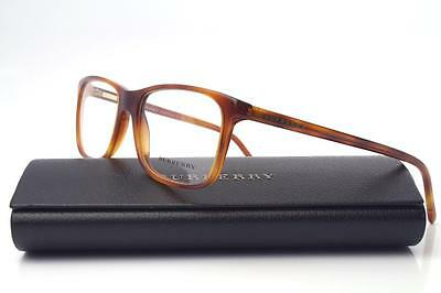 91a05dd2ff7 New Burberry BE 2178 Eyeglasses Frames Opal Brown 3487 Authentic 53mm