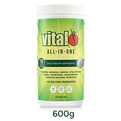 Wholesale Price! Vital Greens Superfood Nutrient Supplement 600G Dairy Free