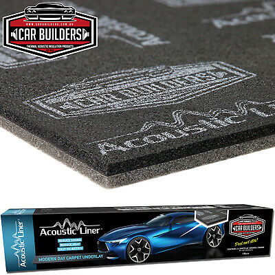 Car Carpet Underfelt Sound Proofing Thermal Heat Insulation Underlay Car Audio