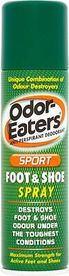 Odor-Eaters Sports Foot & Shoe Spray (150ml)