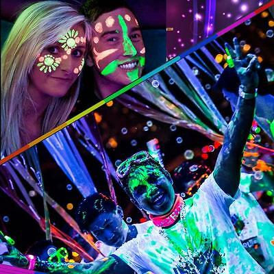 UV Glow Neon Face & Body Paint - 20ml SET of 1 - Fluorescent AF