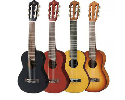 Yamaha GL1 Guitalele (GL 1 GL-1) Available In 4 Colours Natural Black TBS Brown
