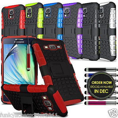 Heavy Duty Shockproof Protection Hard Builder Phone Case✔Samsung Galaxy A3 2015