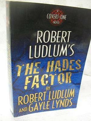The Hades Factor By Robert Ludlum And Gayle Lynds 2000 SB A Covert-One Novel