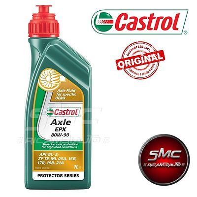 Olio Castrol Axle Epx 80W-90 Multigrado Per Assali Differenziali Api Gl-5 1 Lt.