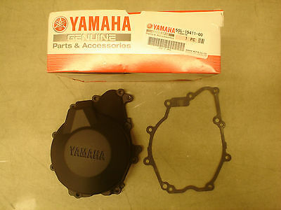 Yamaha Stator Case Cover 06-09 YFZ-R6S, R6S 03-05 YZF-R6, R6 with Gasket