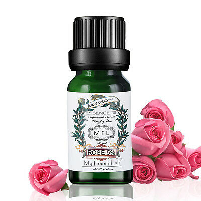 Rose 5% Essential Oils My Fresh Lab Therapeutic Aromatherapy