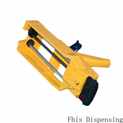 Manual two-component glue gun 400ml 2: 1 for Construction, rail and so on