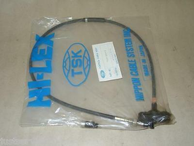 Accelerator Cable Toyota Landcruiser Hj75 11/85-1/92 Rhd (Japanese Manufacture)