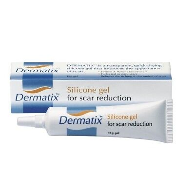 * Dermatix Silicone For Scar Reduction Reduce Scarring Gel 15G
