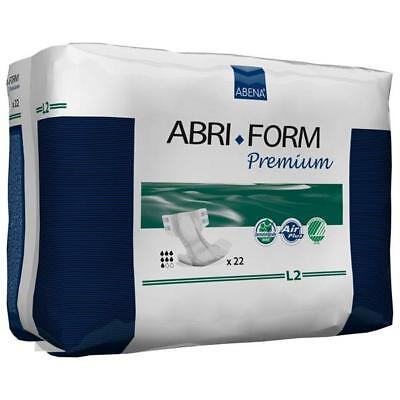 Abri-Form Airplus SUPER L2 Large (Pack 22) Adult Incontinence All in One Nappies