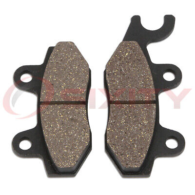 Front Ceramic Brake Pads 1996-2009 Honda CMX250C Rebel Set Full Kit  Complet rh
