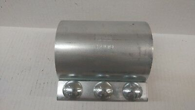 """H-P 40003B10 Compression Coupling Steel With Neoprene Lining  4"""""""