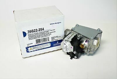 36G22-254 White-Rodgers Gas Heating Furnace Valve for Goodman B1282614 B1282628S