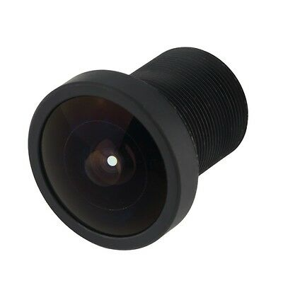 Replacement Camera Lens 170 Degree M12 Thread Wide Angle for GOPRO Hero 2 LO