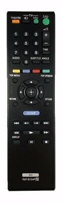 NEW USBRMT Blu-ray Player Remote RMT-B104P For Sony BDP-BX57 BDP-S470 BDP-S360