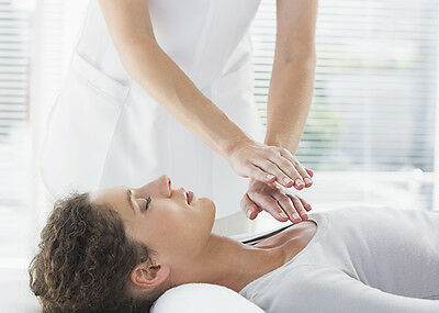 REIKI HEALING SESSION - Relaxation, Healing on all Levels, Release of Stress