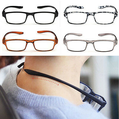 New Reading Glasses Hanging 1.0 to 4.0 Diopter Unisex Mens Women's Glasses DA