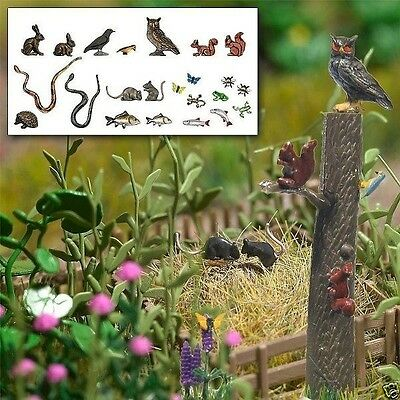 BUSCH 1153  78 SMALL ANIMALS NEW 1:87 suberb detail