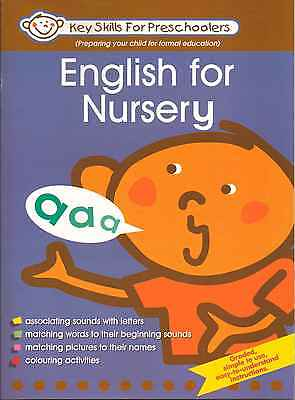 Key Skills for Preschool Learn to Write English For Nersery writing names vocab