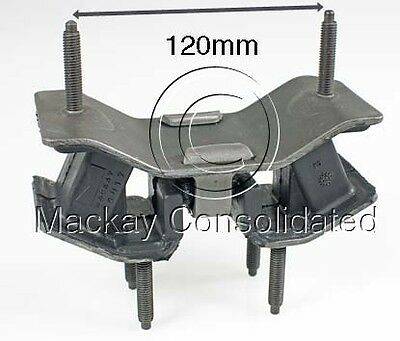 Mackay Engine Mount Bush A6017 fits Ford Territory SX,SY 4.0