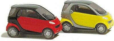 Busch 8350  spur N 2 Smart red and yellow 1:160  suberb detail