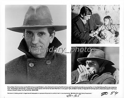 1985 One Magic Christmas (1) Harry Dean Stanton Elizabeth Harnois