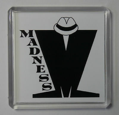 Madness  Fridge Magnet Free P & P