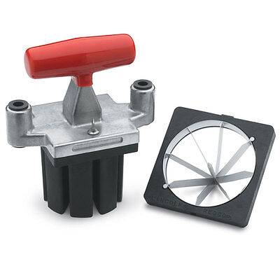 Vollrath Redco 15053 InstaCut 3.5 8-Section Wedge T-Pack - Table Mount