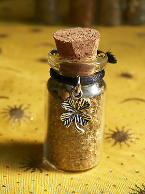 Prosperity Money Spell Witch Bottle© 20+ years exp. Pagan Aromatherapy Wicca